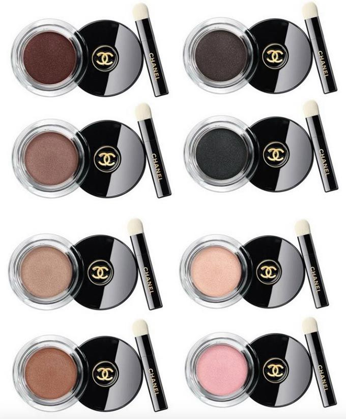 Chanel Ombre Première Summer 2017 Eyeshadow Collection