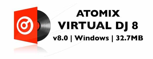 Virtual DJ 8.0 Pro (Full)