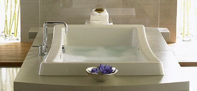 At first glance, there doesn't seem to be much difference between whirlpools and air tubs. Both provide jet massages in a tub. But once you are in the market for one or the other, you will quickly realize that there … Continued
