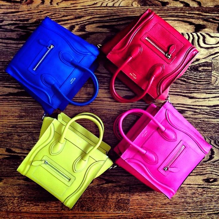 Celine Nano luggage bag | Gotta Have IT! | Pinterest | Celine ...