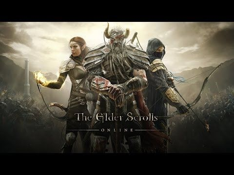 The Elder Scrolls Online - All Cinematic Trailers (New 2015 Version) - YouTube