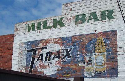 #milkbar #tarax #paint
