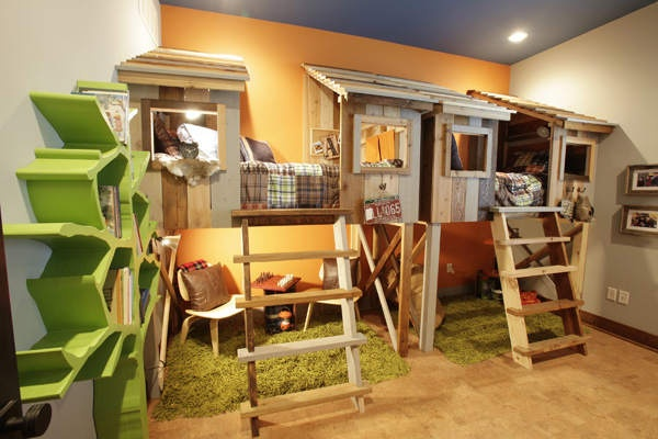 kid room | Home Projects | Pinterest | Extreme Makeover ...