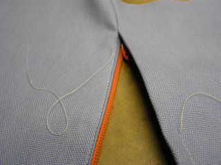 Amazing lapped zipper tutorial from Fashion Incubator, which is an incredibly interesting blog