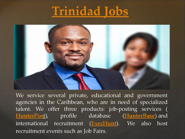 Visit this site http://caribjobhunters.com/ for more information on Caribbean jobs. You don't have to live the rest of your life performing a job you don't like. You can make a change now and start looking for the Caribbean jobs and begin working in the Caribbean paradise of your dreams. Get the job of your dreams online. Follow us http://jobs-caribbean.blogspot.com/