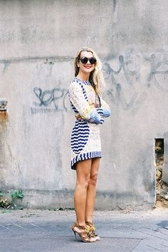 Natalie Joos, Stylist & Blogger