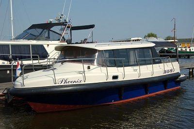 Tranz 34 Workboat