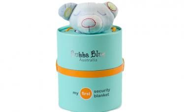 Bubba Blue Baby Blankets
