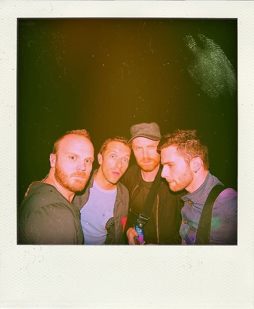 coldplay, best band in the world