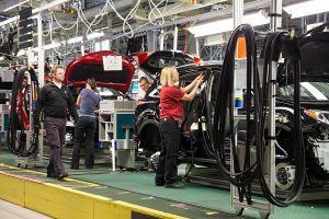 Unionizing Toyota's Ontario workforce