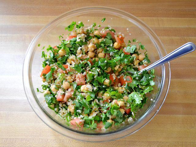 Stir Salad