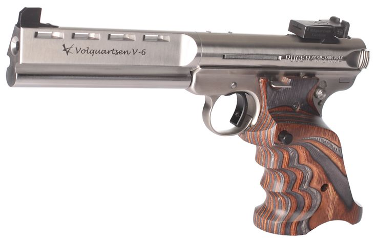 Ruger MKIII custom pistols