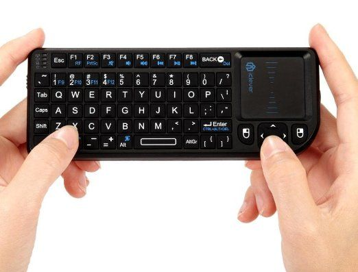IClever IC RF01 24G Ultra Mini Wireless Keyboard With Mouse Touchpad Not For