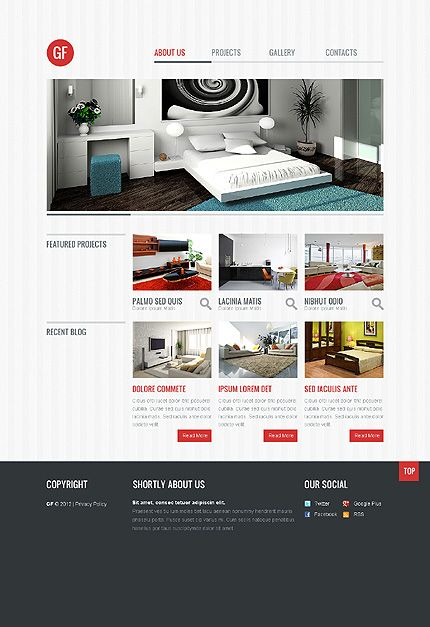57 best images about WEBSITE TEMPLETES – Timeline Website Template