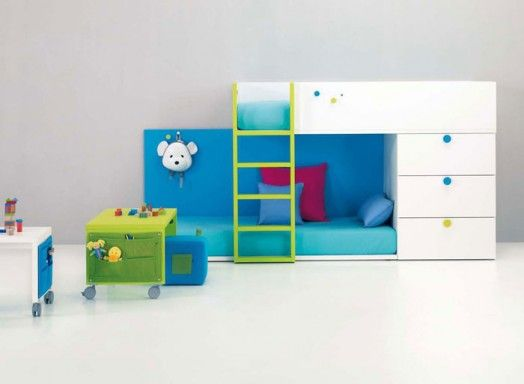 New Bright Furniture for Cool Kids Room Designs from BM2000 | Kidsomania