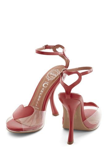Declare the Love Heel by Jeffrey Campbell