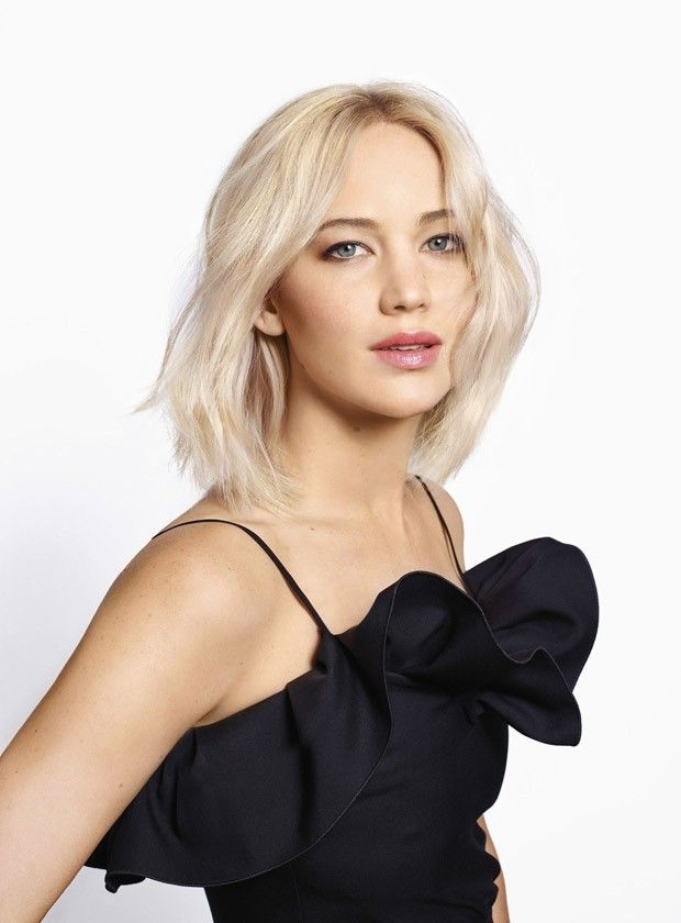 #JenniferLawrence for #HarpersBazaar US by #MarioSorrenti!