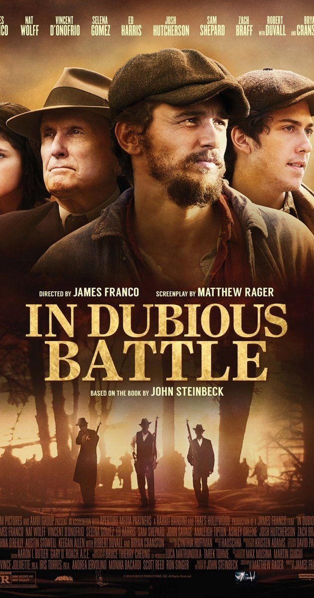 Directed by James Franco.  With Nat Wolff, James Franco, Vincent D'Onofrio, Selena Gomez. An activist gets caught up in the labor movement for farm workers in California during the 1930s.