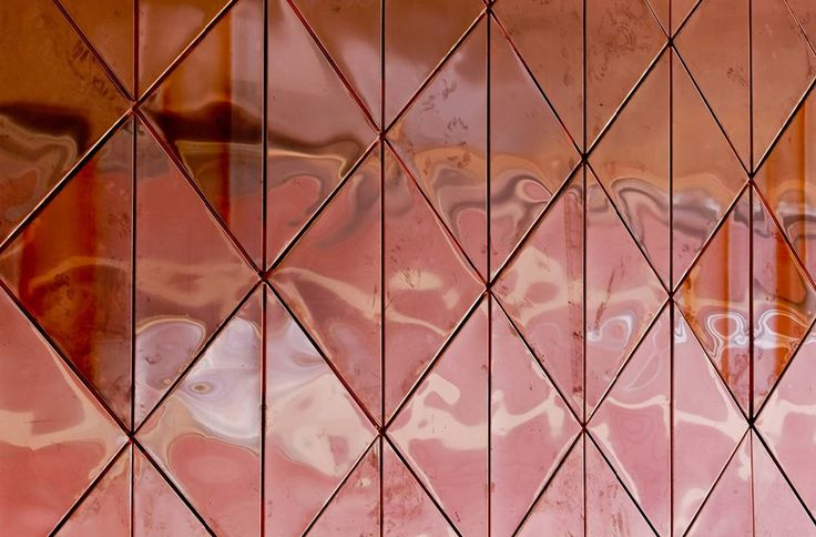 Copper Cladding at University of Warwick Student Union by MJP Architects