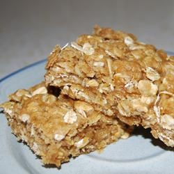 Playgroup Granola Bars | AllRecipes.com Favorites | Pinterest
