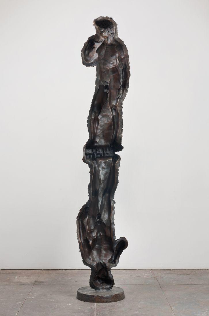 Evan Holloway . double David, 2012