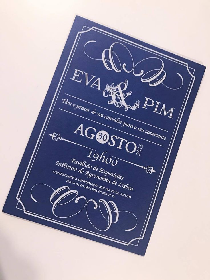 Invitations #verdeaosmolhos #design #blueandwhite #invitations #wedding #weddinginvitations #weddingdetails