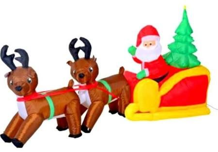 inflatable christmas decorations - Google Search