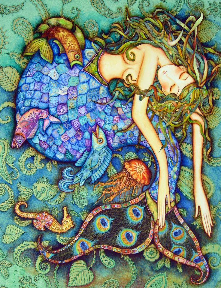 Sirene - Holly Sierra... Pisces