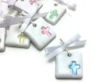 Baptism Favors Baby Shower Favors Wedding Favors by JosCreationsGR