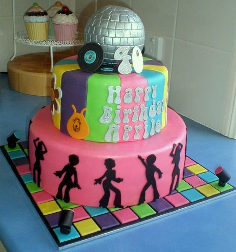 1970's - cake idea