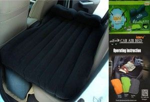 1. IAN Car Travel Inflatable Bed