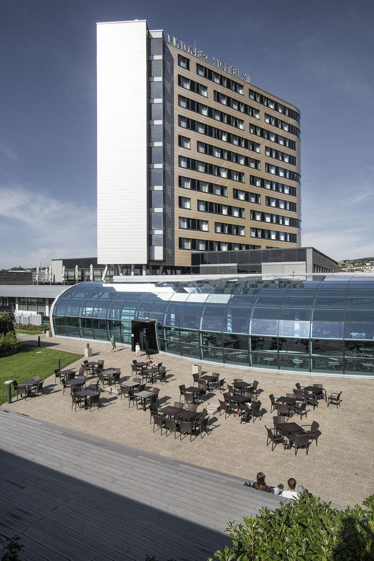 Lindner Hotel Gallery Central in Bratislava