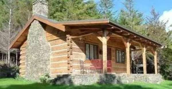 Thinking of building your own log cabin and trying to