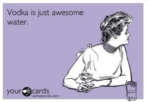 yes, Yes, YES!: Life Motto, Vodka Tonic, Flavored Waters, My Life, Funny Cards, So True, Well, So Funny, Awesome Water