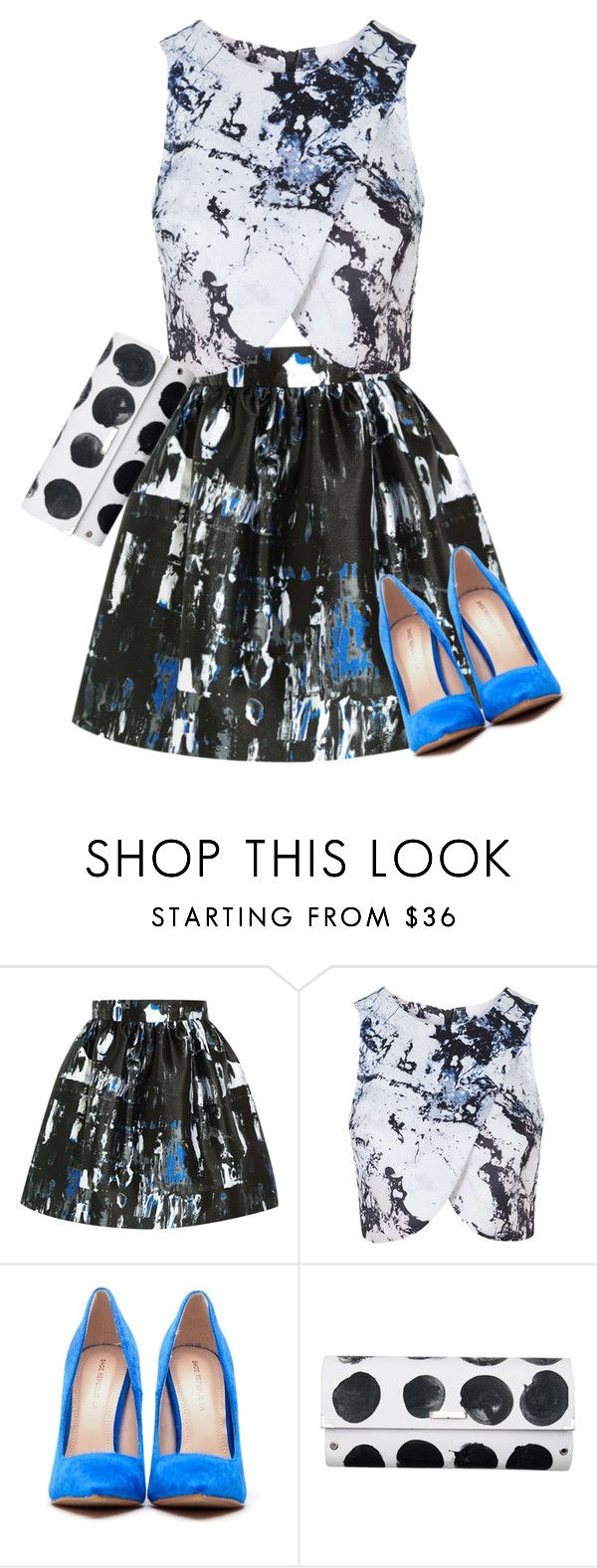 """Untitled #450"" by iambobthequeen ❤ liked on Polyvore featuring McQ by Alexander McQueen, Topshop and Spanaki"