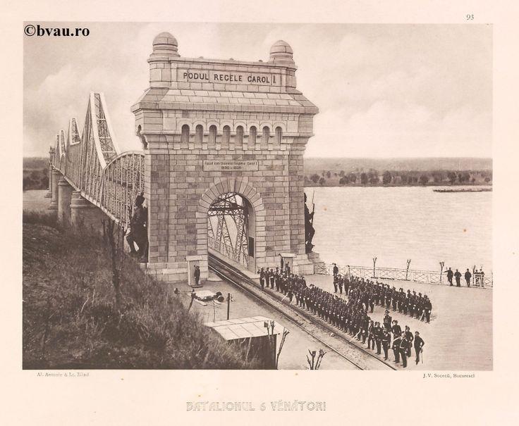 """Batalionul 6 Vânători, 1902, Romania. Ilustrație din colecțiile Bibliotecii Județene """"V.A. Urechia"""" Galați. http://stone.bvau.ro:8282/greenstone/cgi-bin/library.cgi?e=d-01000-00---off-0fotograf--00-1----0-10-0---0---0direct-10---4-------0-1l--11-en-50---20-about---00-3-1-00-0-0-11-1-0utfZz-8-00&a=d&c=fotograf&cl=CL1.20&d=J095_697980"""
