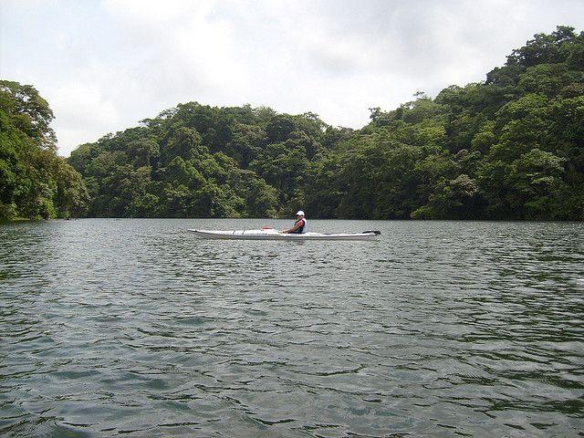 Lago Gatun, Panama