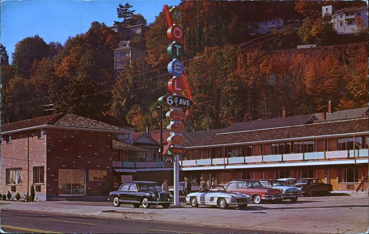 6th Ave Motel - Portland, Oregon