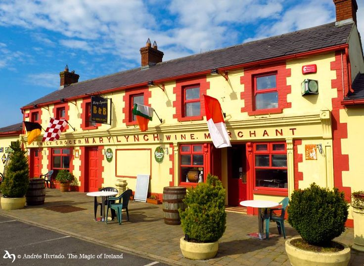 Mary Lynch's Pub MacNead's Bridge, N4, Coralstown, near Mullingar, Co. Westmeath, by The Magic ...