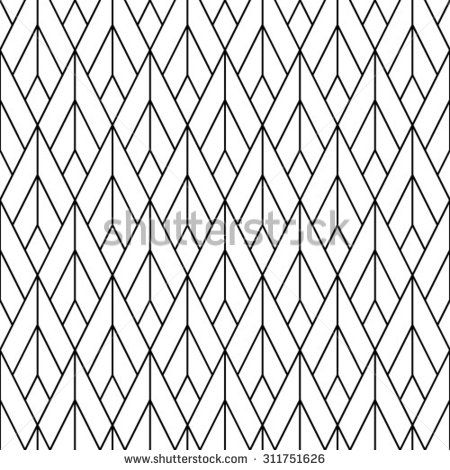 Seamless Pattern Repeating Texture Linear Grid