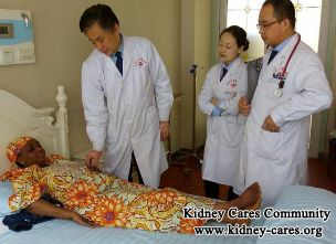How to Treat High BUN Level for CKD Stage 3 Patients  High BUN happens on patients with CKD stage 3 patients, and this is because kidney function declines to have difficulty in removing BUN which is a waste of protein metabolism. High BUN is also usually as an indicator of kidney function. Then, how to treat high BUN for CKD stage 3 patient?