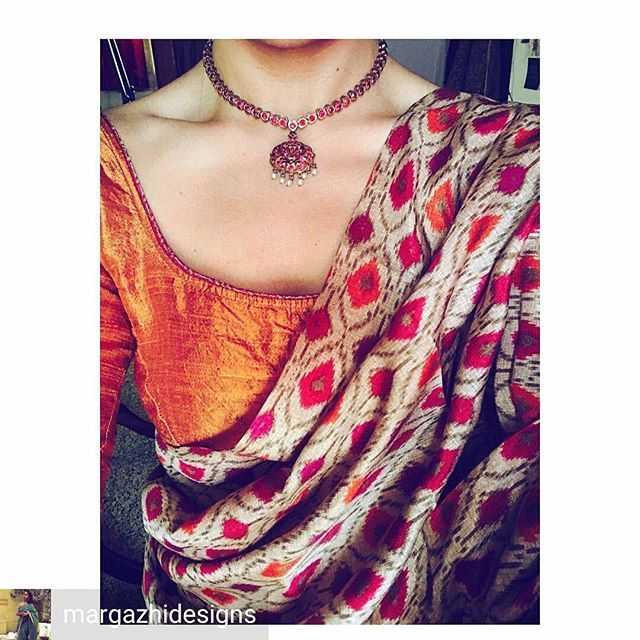 from @margazhidesigns - Tussar to be worn with absolute pride!!! #colorblastcloset . . . . **NOT FOR SALE** . . . #Repost @madhulika.kapilavayi (@get_repost) #iphonephotography #saree #saree #instalikel #india #instagram #patchwork #indian #sareeswag #saree #sareestory #sareelove #sarees #followforfollow #f4f #follow4follow #instapic #sareeoftheday #instalike #instafollow #sareeswag #indian #patchwork #instapic #instalikel #trendingnow #shopping #fashion #fashionblogger #lifestyle #looksto