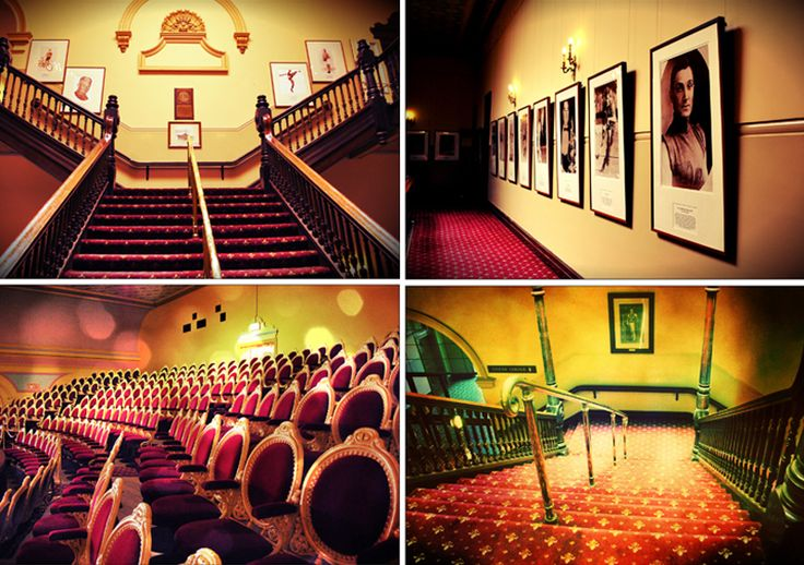 FREE Kalgoorlie Town Hall Tours @ 1:30pm every Wednesday. No bookings required!