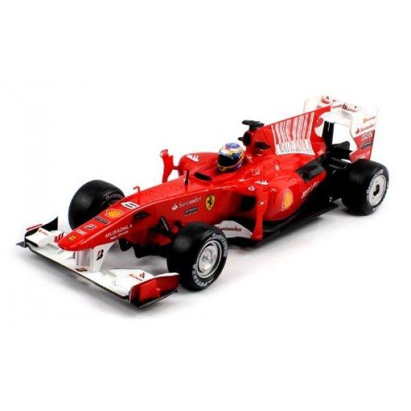 MJX Officially Licensed Ferrari F10 Electric RC Car 1:20 Formula One RTR - Ride…