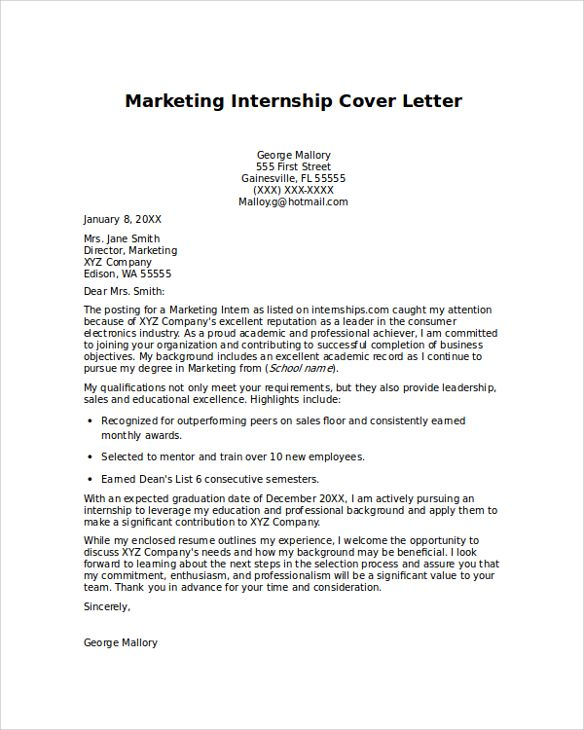 20 best Accelerate your Career images on Pinterest Melbourne - cover letter for internship