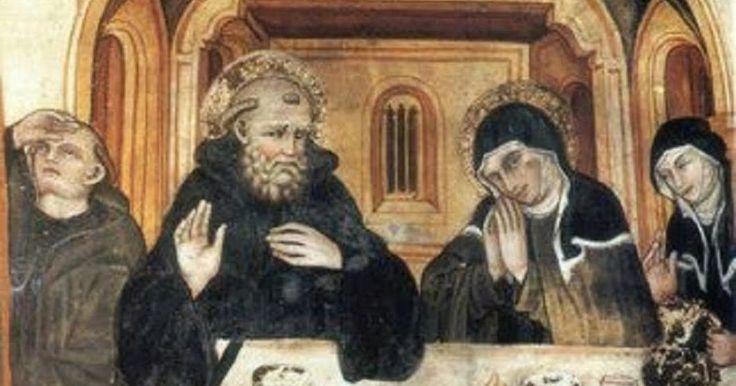 Oficio de Lectura - De los libros de los Diálogos de san Gregorio Magno, Papa (+604 dC) OFICIO DE LECTURA -  SANTA ESCOLÁSTICA, virgen. (MEMORIA) Del Común de Vírgenes. Salterio I. 10 de febrero Hermana de san Benito, nació en Nursia (Italia), hacia el año 480. Se consagró a Dios, junto con su hermano, al cual siguió hasta Montecasino, donde m...  Liturgia Catolica, Oficio de Lecturas, Santoral diario, Evangelio diario meditado.