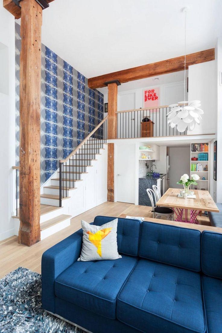 Fresh Loft Apartment Interior Design by Workshop Design + Architecture