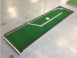 Advantages - Portable Mini Golf Course | Mobile Miniature Putt Putt