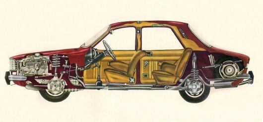Dacia cut-away 1978