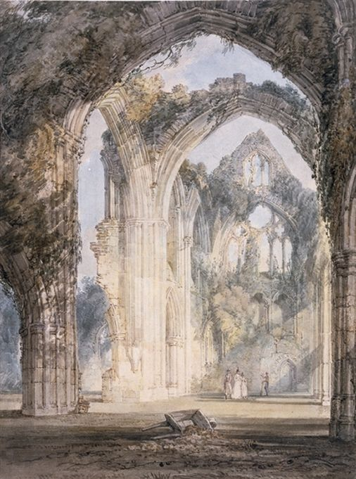 "William Wordsworth's ""Tintern Abbey"". A Poem Analysis"